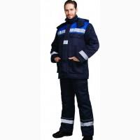 Зимний рабочий костюм Буря