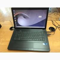 Быстрый 4-х ядерный ноутбук HP CQ57 (4 Гига, 3часа)