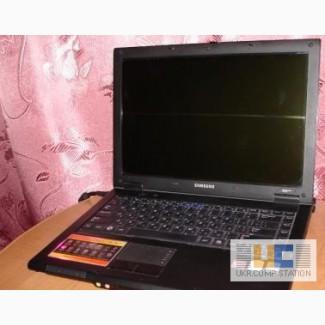 Нерабочий ноутбук Samsung R20 на разборку