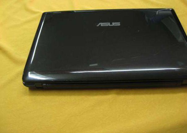 Фото 5. Двух ядерный ноутбук ASUS X52N в идеальном состоянии