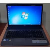 Большой ноутбук Acer Aspire 7736 с экраном 17, 3