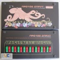 Компьютерная система учета для бильярда Про100 Спрут