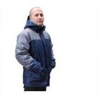 Куртка рабочая утепленная Оксфорд