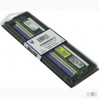 Kingston DDR2/3 на 1/2/4Gb Новая. Гарантия 12месяцев