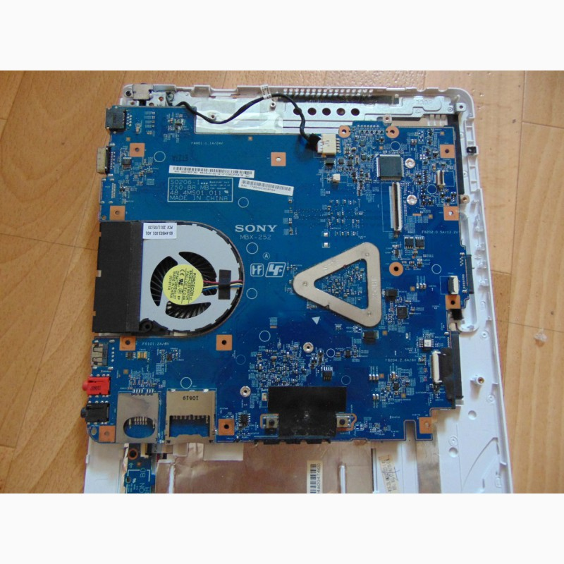 Фото 2. Ноутбук Sony Vaio PCG-71C11M на запчасти (разборка)