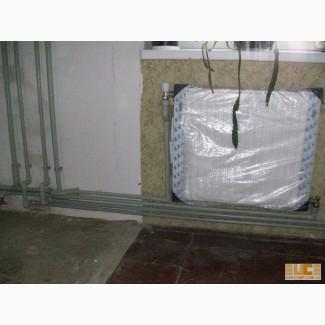 Монтаж систем отопления в Черкассах