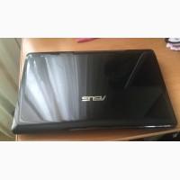Большой, игровой ноутбук Asus K72D