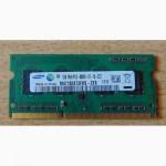 Память для ноутбуков Sodimm DDR2/DDR3 1/2/4Gb