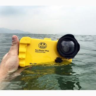 Чехол для съемки под водой - 7 Plus 8 Plus