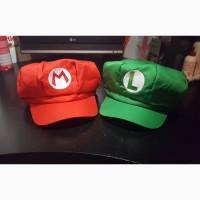 Кепка Супер Марио