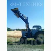 Фронтальный погрузчик M-Technic1200 (МТЗ. ЮМЗ, Т-40)