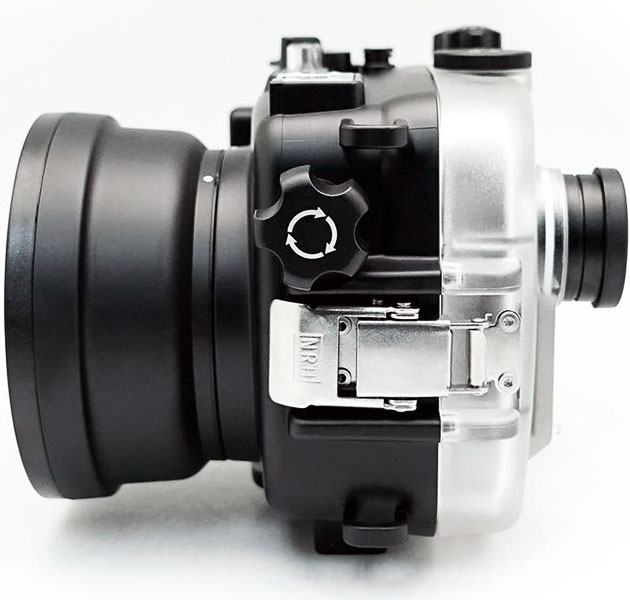 Фото 4. Sony α6xxx series - Бокс для подводной съёмки