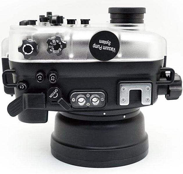 Фото 6. Sony α6xxx series - Бокс для подводной съёмки
