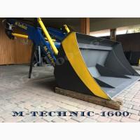 Быстросъёмный погрузчик КУН M-Technic1600 на МТЗ, ЮМЗ, Т-40