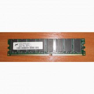 ОЗУ, оперативная память DDR, 256 mb