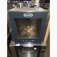 Пароконвектомат бу Unox XVC 505 Печь с паром производства Италия печь б/у