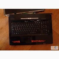 Продам ноутбук MSI GX710 на запчасти