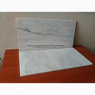 Плитка мраморная белая, черная, коричневая, зеленая, красная : 610х305х10 мм