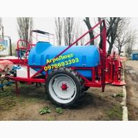 ОП-2000 Полевой прицепной опрыскиватель Новый 2019