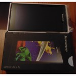 Новый планшет Lenovo TAB 2 A7-30 16Gb 3G