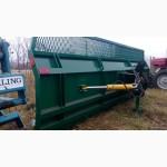 Отвал(лопата) для уборки снега на импортный трактор Джон Дир, Massey Ferguson