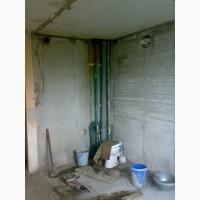Демонтаж сан-тех кабин, блок-комнат, перегородок, вывоз Харьков