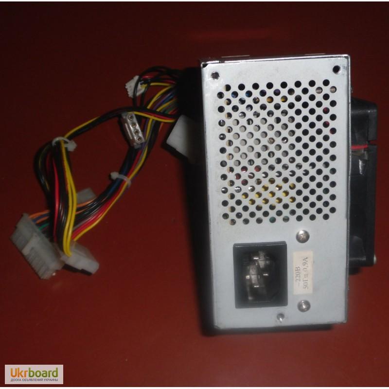 Фото 2. Блок питания ILSSAN ISP-120S, micro ATX