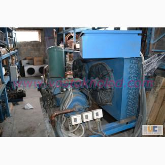 Агрегаты компрессорно 8208; конденсаторные различной комплектации