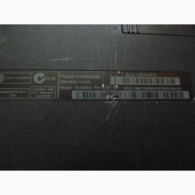 Фото 6. Ноутбук HP Compaq 15 на запчасти (разборка)