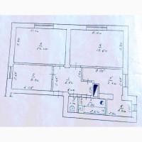 3-х комнатная квартира с индивидуальным отоплением в г. Новоград-Волынский