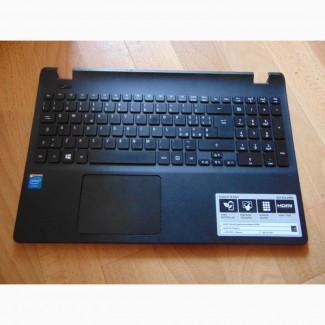 Верхняя крышка с клавиатурой и тачпадом ноутбука Acer Aspire E15 Start ES1-512