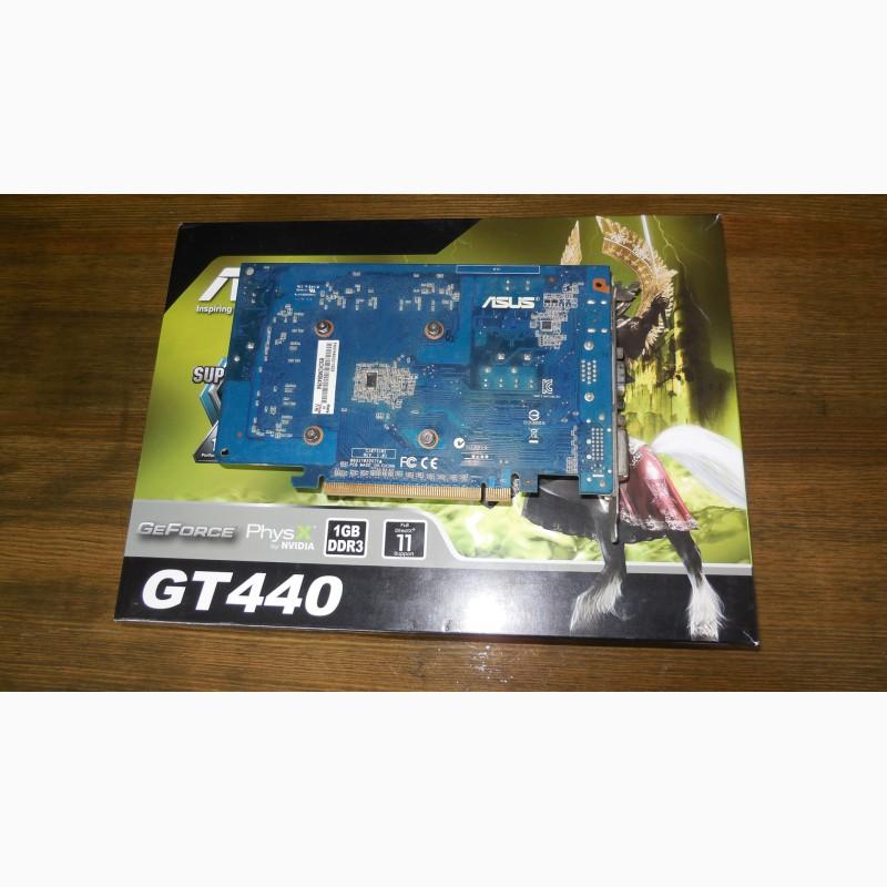 Фото 2. Asus PCI-Ex GeForce GT 440 1024MB