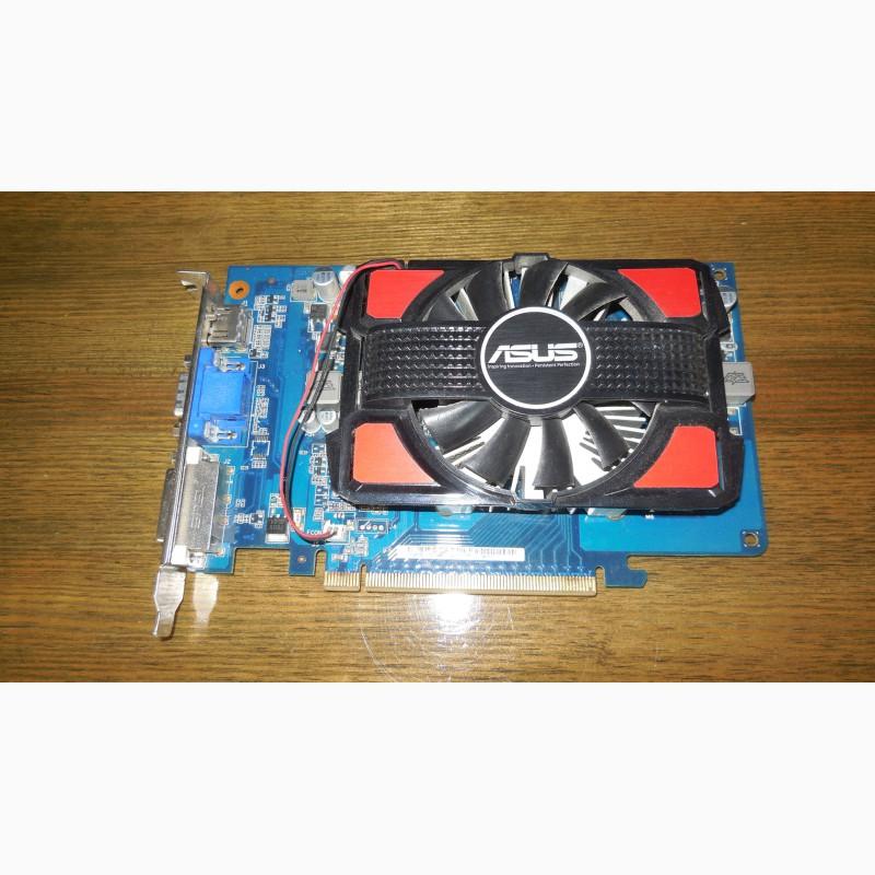 Фото 3. Asus PCI-Ex GeForce GT 440 1024MB