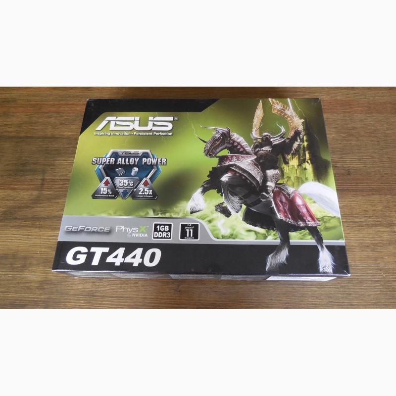Фото 5. Asus PCI-Ex GeForce GT 440 1024MB