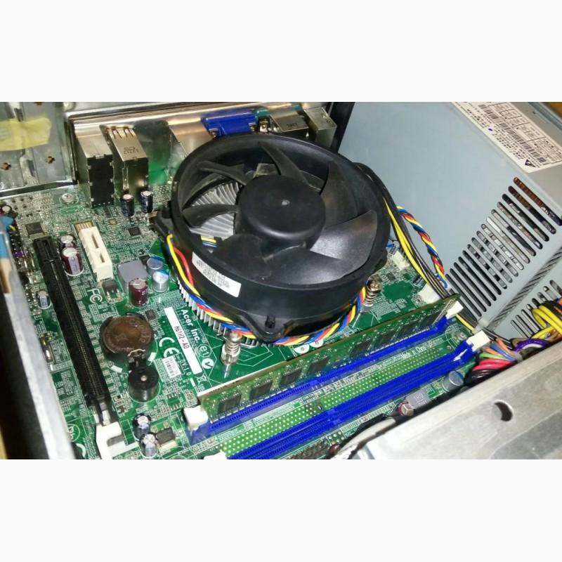 Фото 3. Системный блок ПК Acer Veriton x2610g H61H2-AD s1155 ddr3 H61 PCI-Ex16