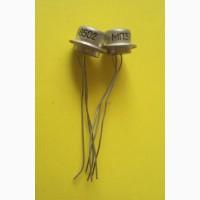 Транзисторы МП37Б