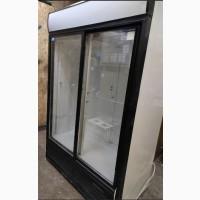 Шкаф холодильный б/у со стеклянными дверьми купе UBC Ice Stream