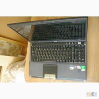 Нерабочий ноутбук MSI CX600x на запчасти